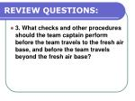 review questions108