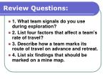 review questions178