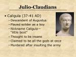 julio claudians31