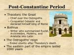 post constantine period28
