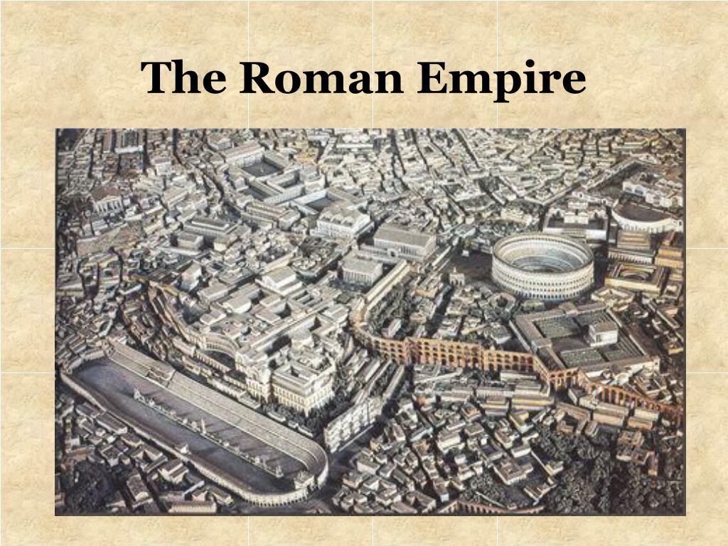 the roman empire l.