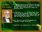 author eric carle