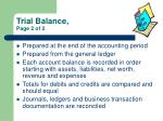 trial balance page 2 of 2