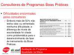 consultores do programas boas pr ticas65