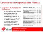 consultores do programas boas pr ticas67