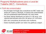 programa multiplicadores para o local de trabalho mlt consultores91