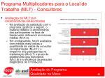 programa multiplicadores para o local de trabalho mlt consultores94