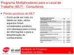 programa multiplicadores para o local de trabalho mlt consultores98