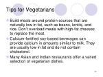 tips for vegetarians46