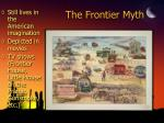 the frontier myth