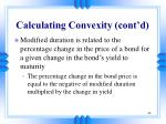 calculating convexity cont d44