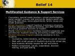 belief 14