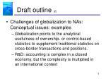 draft outline 2