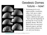 geodesic domes future now12