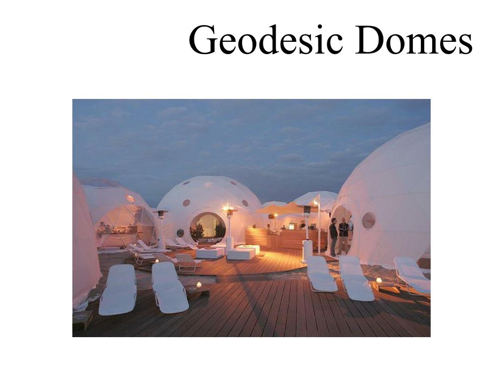geodesic domes l.