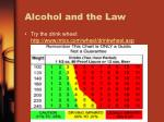 alcohol and the law37