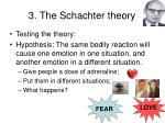 3 the schachter theory23