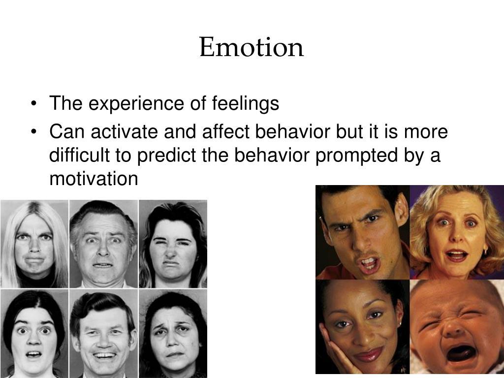 emotion l.