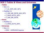 bos 3 tables views and universes