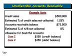 uncollectible accounts receivable27