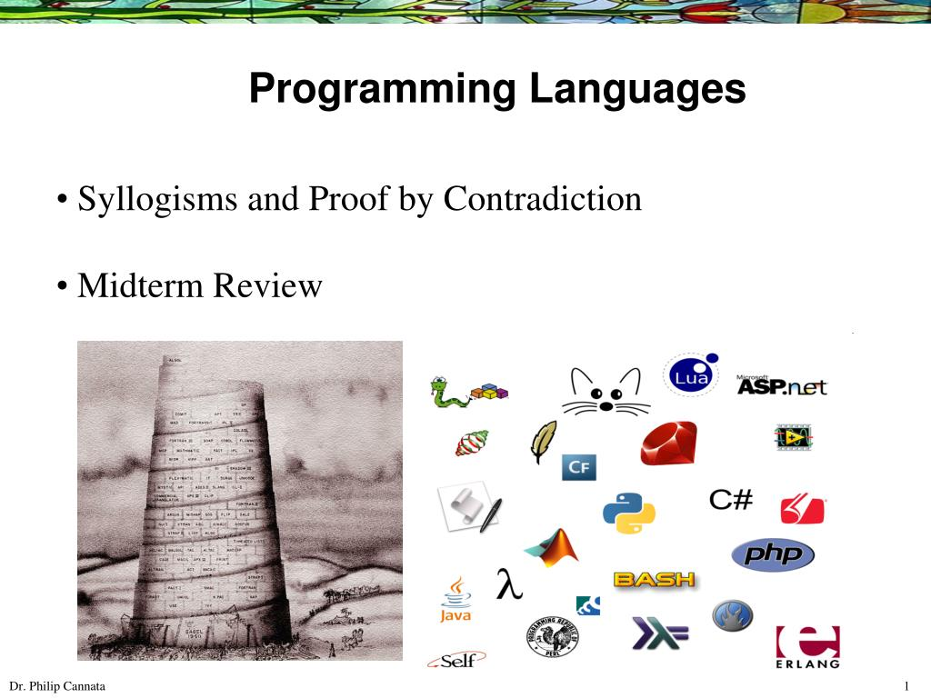 programming languages l.