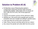 solution to problem 3 6