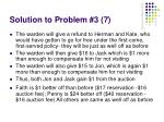 solution to problem 3 7
