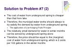 solution to problem 7 2