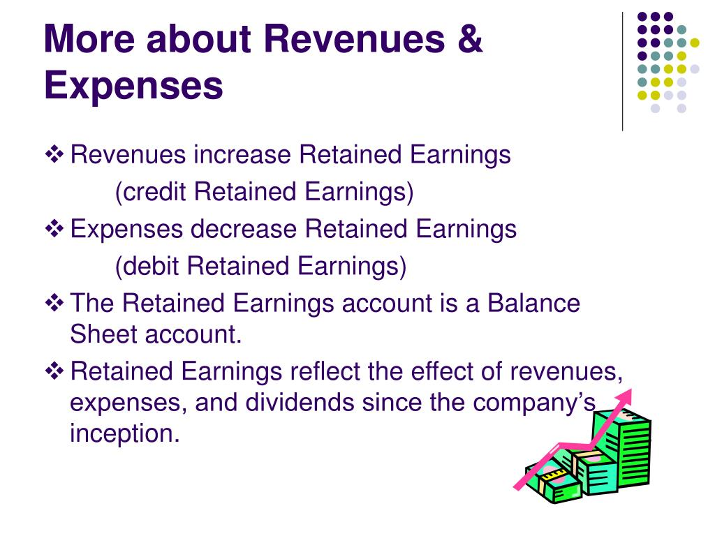 More about Revenues & Expenses