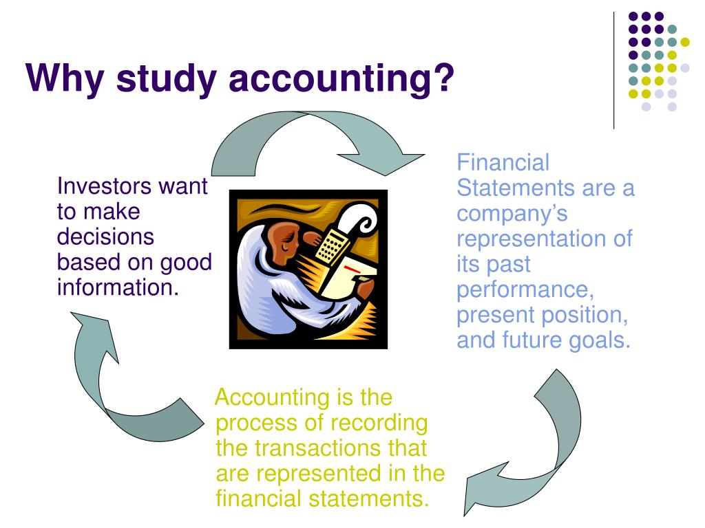 Why study accounting?
