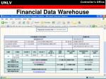 financial data warehouse50