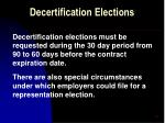 decertification elections44