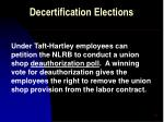 decertification elections45