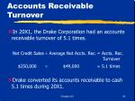 accounts receivable turnover40