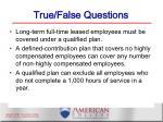 true false questions34
