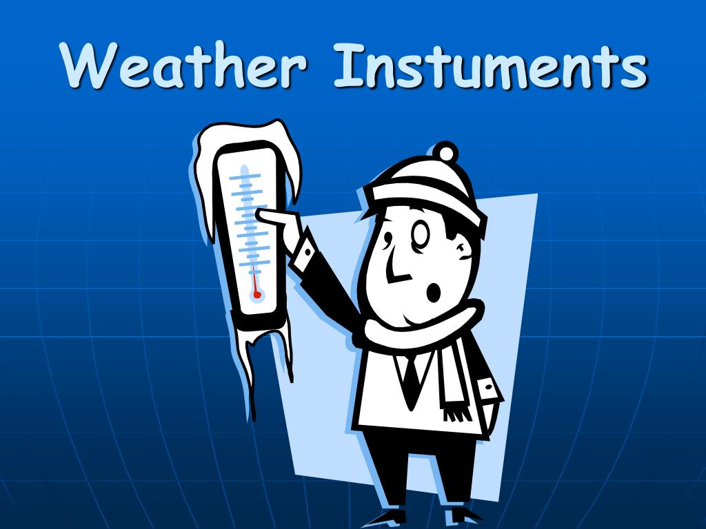 weather instuments l.