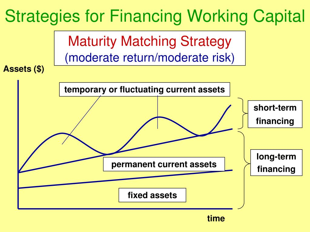 Strategies for Financing Working Capital