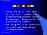 statute of frauds16