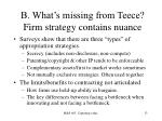 b what s missing from teece firm strategy contains nuance