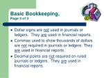 basic bookkeeping page 3 of 3