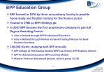 bpp education group