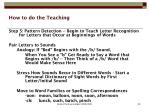 how to do the teaching29