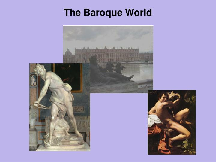 the baroque world n.