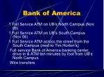 bank of america31