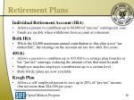 retirement plans16