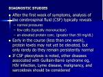 diagnostic studies18