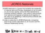 jicreg nationals