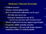 duchenne s muscular dystrophy