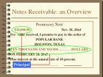 notes receivable an overview29