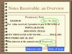 notes receivable an overview30